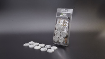 Rocky Fields Resin Bases - Round 32mm (x10)
