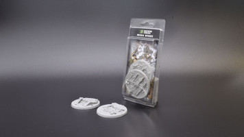 Rocky Fields Resin Bases - Round 60mm (x2)
