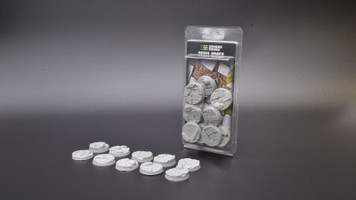 Temple Resin Bases - Round 32mm (x10)