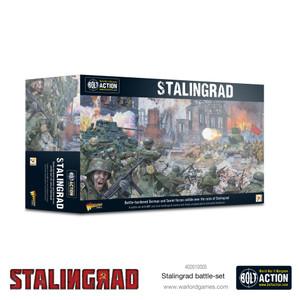 Bolt Action: Stalingrad Battle Set
