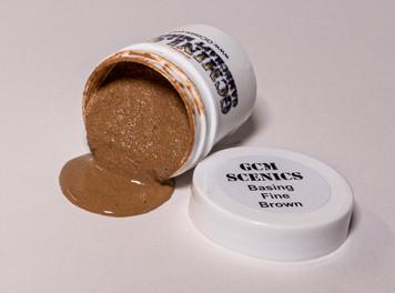Basing Mix - Fine, Brown
