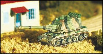155mm GCT SPH -  N107