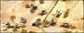 Mujahadin Individual Infantry -  TW1