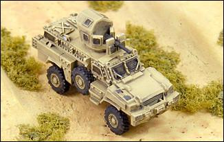 Nyala RG-31  - TW18