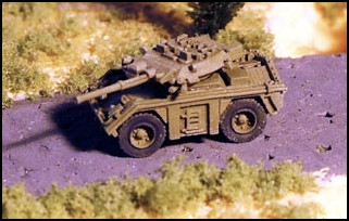 Fox Armoured Car - N114