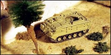 FV-432 81mm Mortar - N89