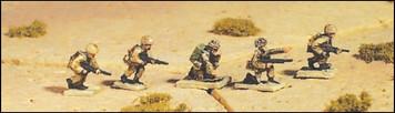 Individual Modern British Infantry - N139