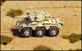 Saladin Armored Car - N91