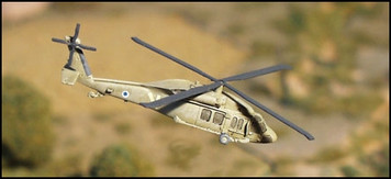 UH 60A Blackhawk Helicopter (1/pk) - AC26