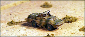 BRDM-2 With Sagger  - W4