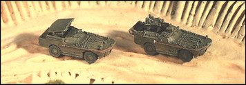BRDM 1 Swatter and Sagger - W12