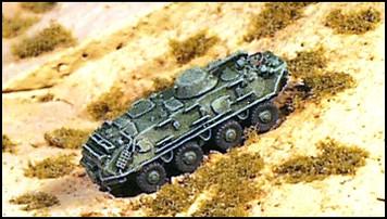 BTR 60 PB 8 Wheeled APC - W20