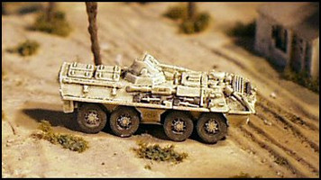 OT-64 Pact Wheeled APC - W34
