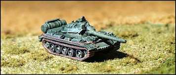 T-55 A Early MBT - W43