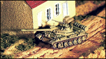 T-55 M Late Version MBT - W44