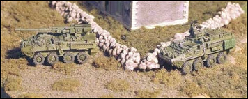 M1128 Stryker MGS and M1131 FSV - N137