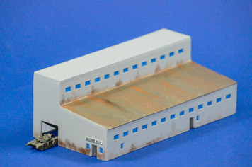 Factory (Acrylic) - 285ACR024