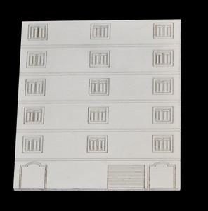 Laser Engraved Back Panel for 285MEV004 - 285MEV004BACK