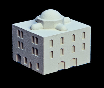 Mosque  (Resin) - 285MEV049