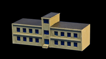 School Building  (Resin) - 285MEV048