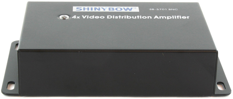 Shinybow SB-3701BNC rear
