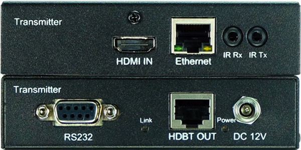 A-Neuvideo ANI-11x2MFS HDBaseT extender front