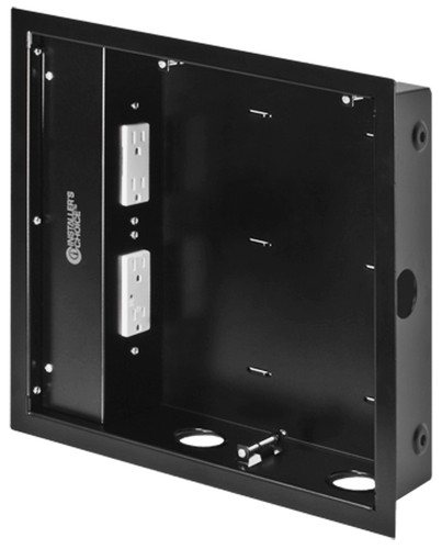 Installers Choice ICCB12-2 Flat Panel TV mounting accessory back box