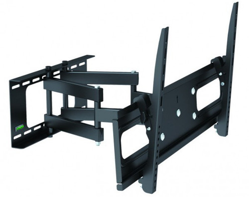 Full Motion Flat Panel TV Wall Mount Bracket