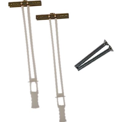SNAPTOGGLE Heavy-Duty Hollow-Wall 4 pack of Anchors