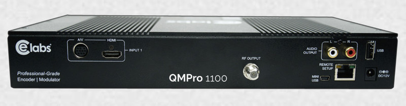 CE Labs QMPro1100 back