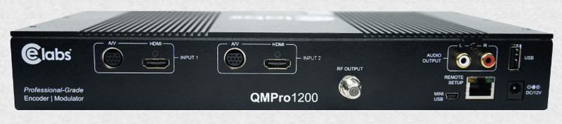 CE Labs QMPro1200 back