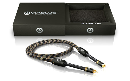 Viablue NF-B Subwoofer Cable with box