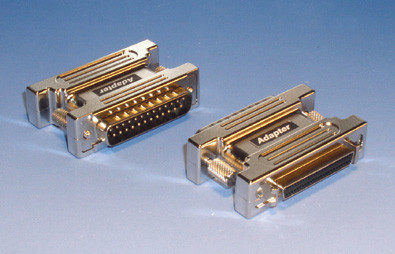 SCSI Adapter DB25 male to HD50 Female