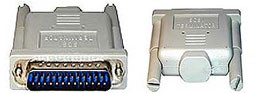 External DB25 Active SCSI terminator with LED