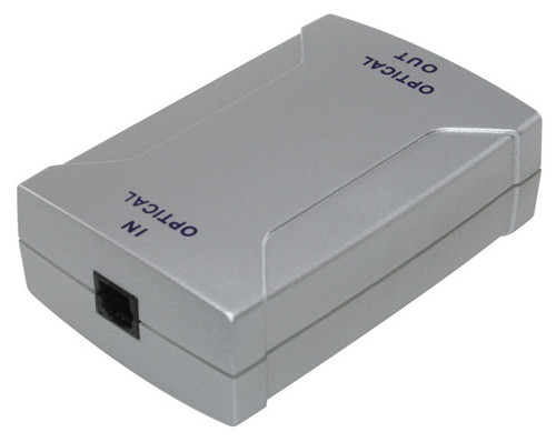 Digital Audio Optical Toslink extender Repeater