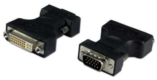 DVI female to VGA male Adapter