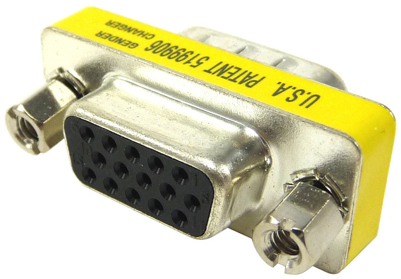 VGA Adapter, Connector Saver male to female