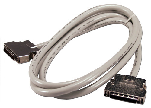 SCSI cable, HD50 Male to HD50 Male, 10 feet long