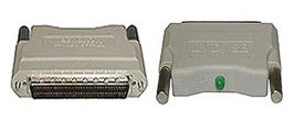Wide SCSI-3 HD68 Male Active SCSI Terminator with LED Display
