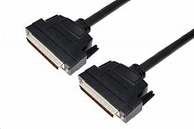 Ultra wide HD68 SCSI cable 3 feet long