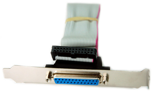 Internal to External Parallel port Printer Cable