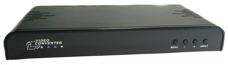 VGA or Component Video YPbPr to HDMI converter