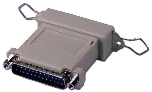 Printer adapter, DB25 Female to CN36 Male
