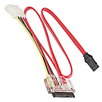 SATA DATA and Power adapter Cable