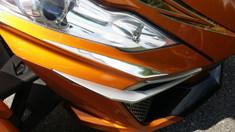 Spyder RT Accent Chromé #103 - Dôme Uréthane (RT 2014 et plus)