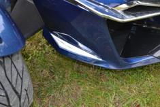 Spyder RT Accent Chromé #104 - Dôme Uréthane (RT 2014 et plus)