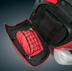 Spyder RT Ensemble de 3 filets pour valises de côté et arrière