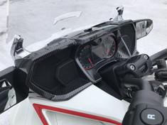 Console - Tableau de bord - Couleur et Carbone - Spyder F3T-LTD 2016-2019