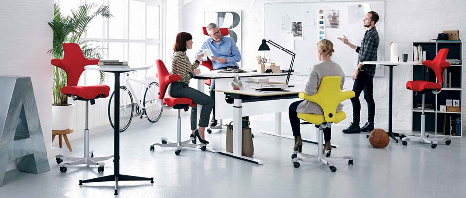 Ergo Modern & Contemporary Commercial Office Furniture