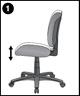 Pneumatic Seat Height Adjustment